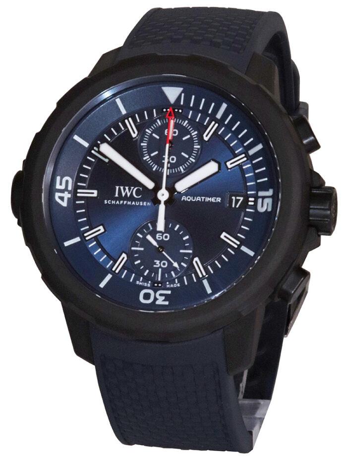 IWC Aquatimer IW379507 L.E. Laureus