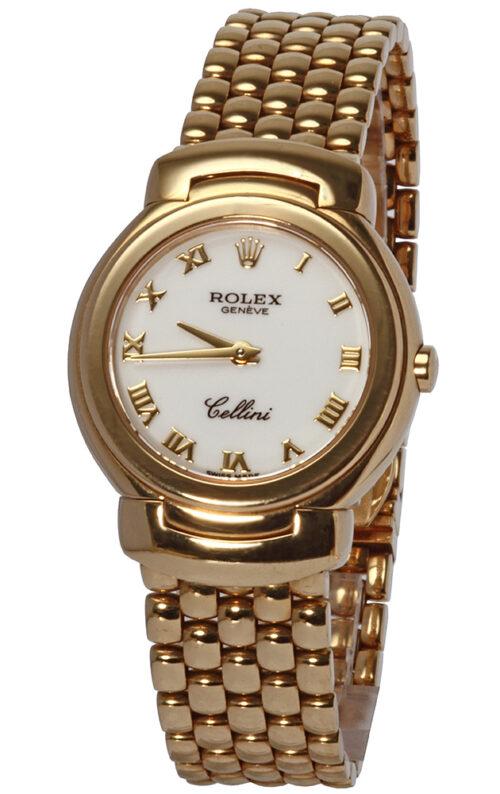 Rolex lady Cellini 6621/8