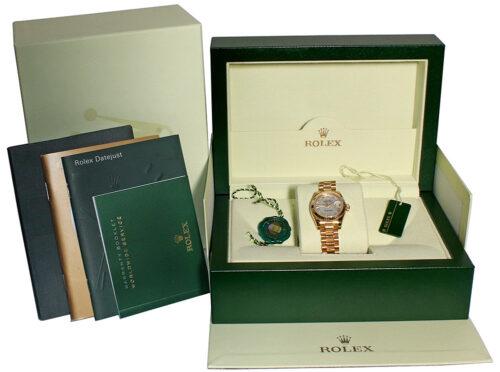 Rolex Datejust President 179178