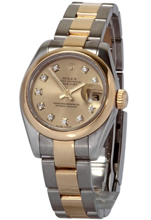 Rolex Datejust 26 179163