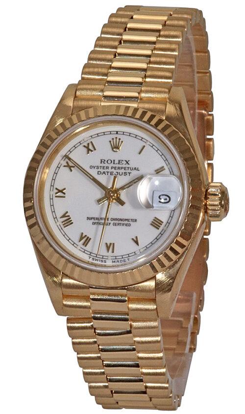 Rolex Datejust President 69178