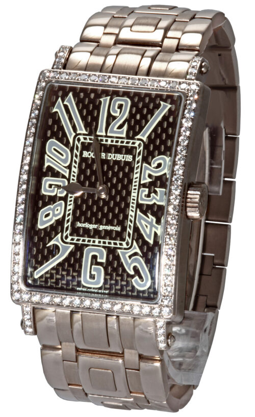 Roger Dubuis Much More White Gold