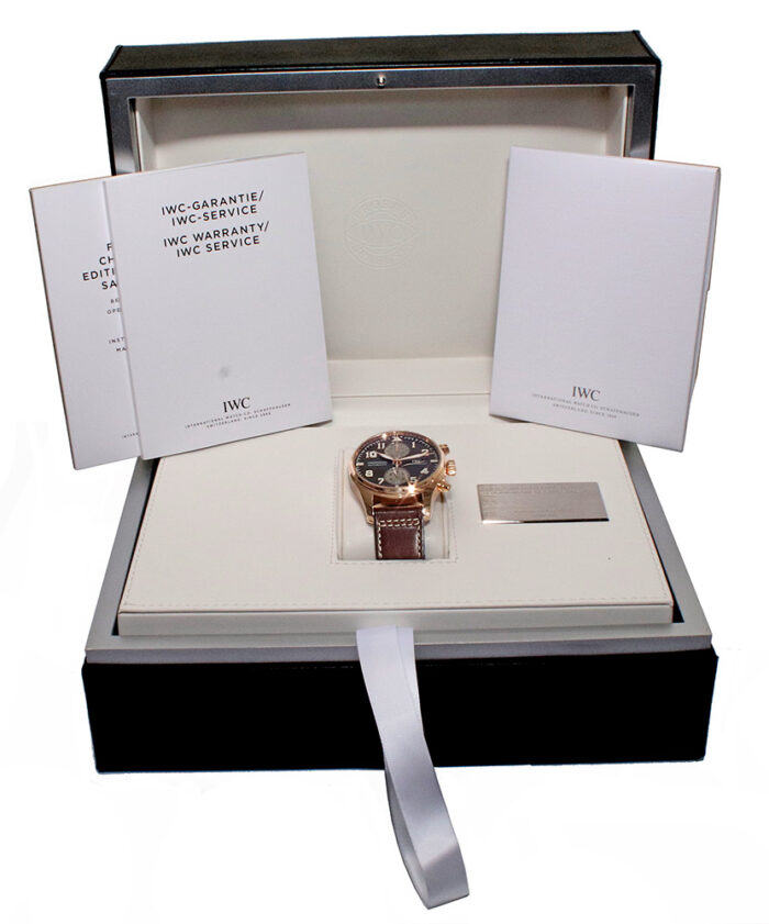 IWC St Exupery Spitfire IW387805
