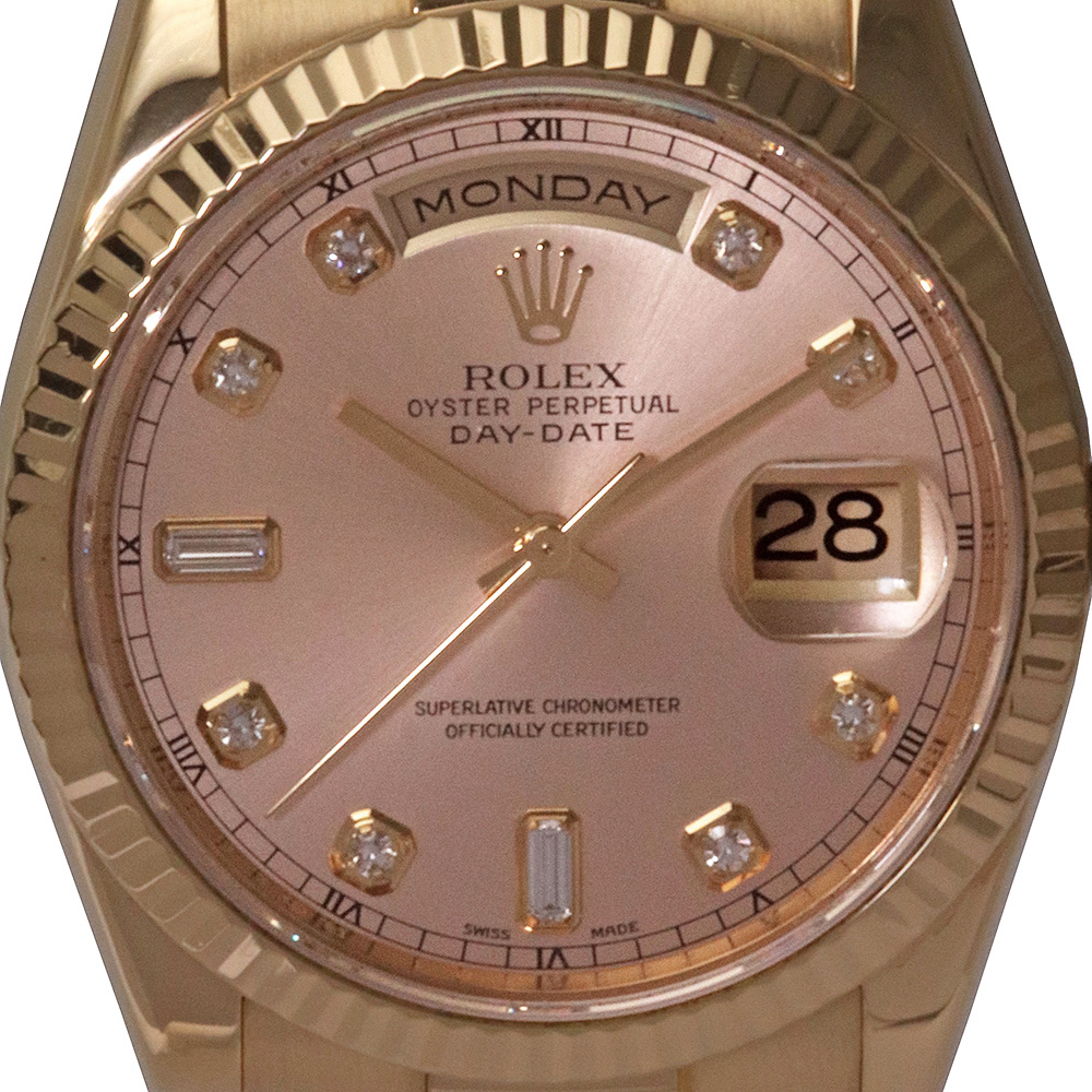 Rolex Day-Date 118238 President