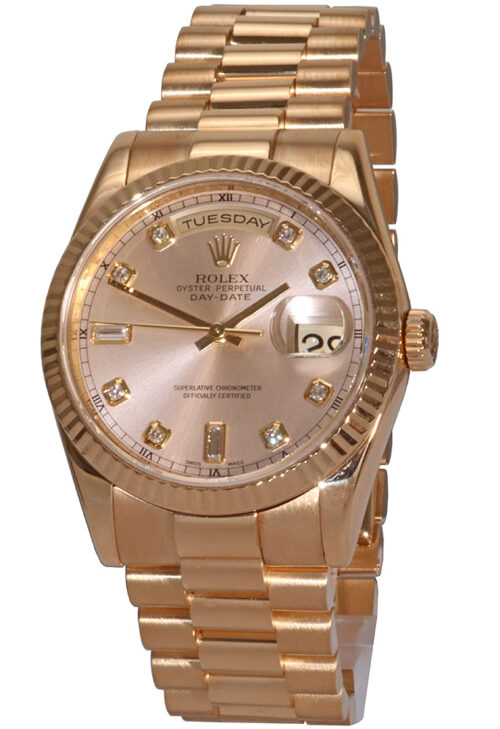 Rolex Day-Date 118238 President
