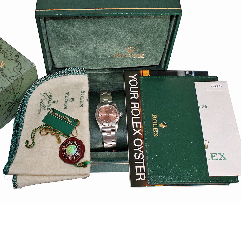 Rolex Oyster Perpetual 76030