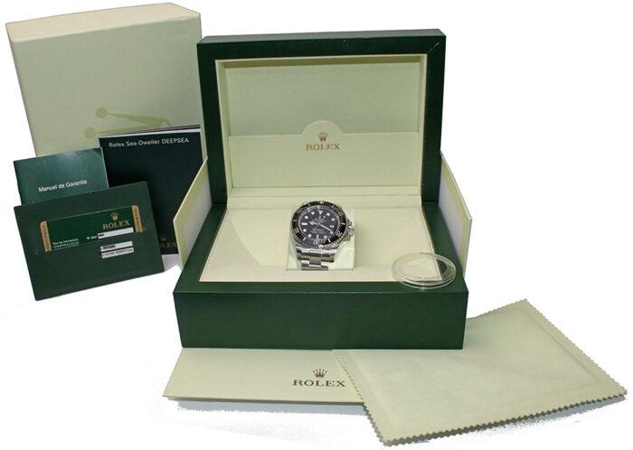 Rolex DEEP SEA 116660 Sea-Dweller