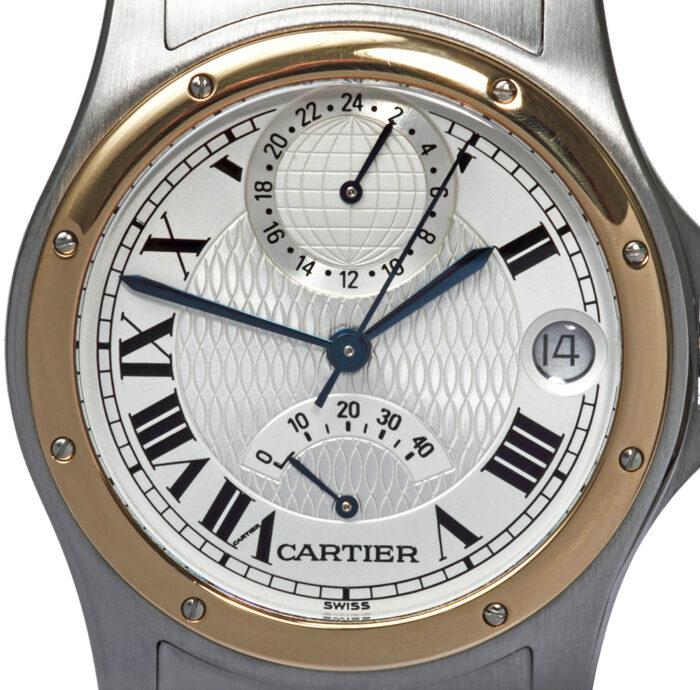 Cartier Santos Ronde Aviator