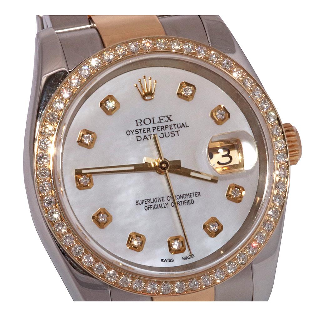 Rolex Datejust 36 116233