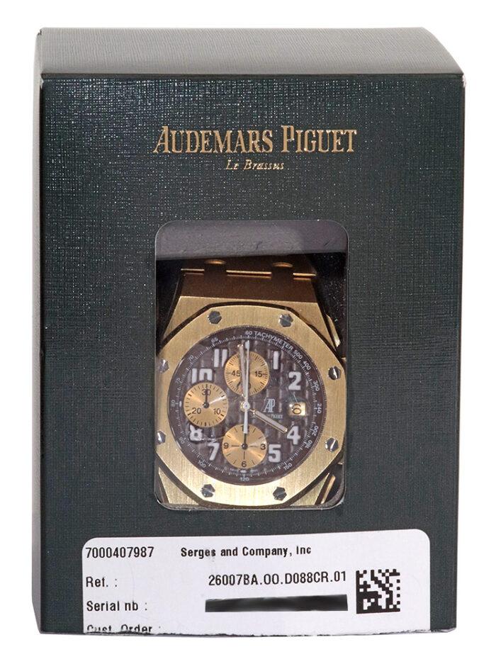 Audemars Piguet 26007BA