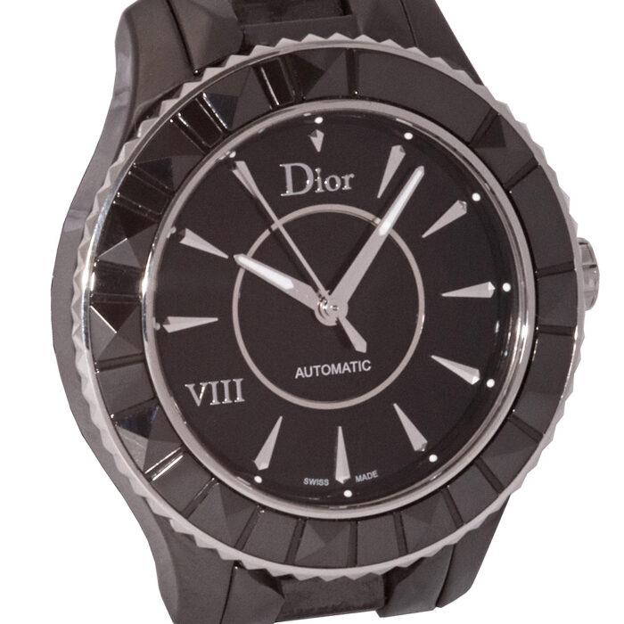 Dior VIII black ceramic