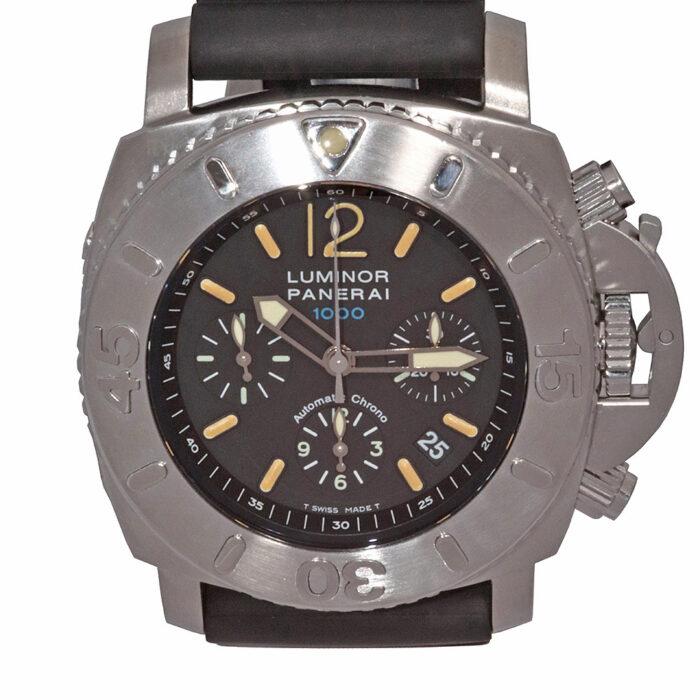 Panerai PAM 187 Submersible Chronograph