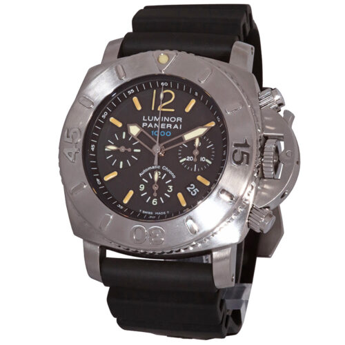 Panerai PAM 187 Submersible Chronograph