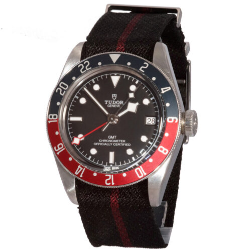 Tudor Black Bay Pepsi