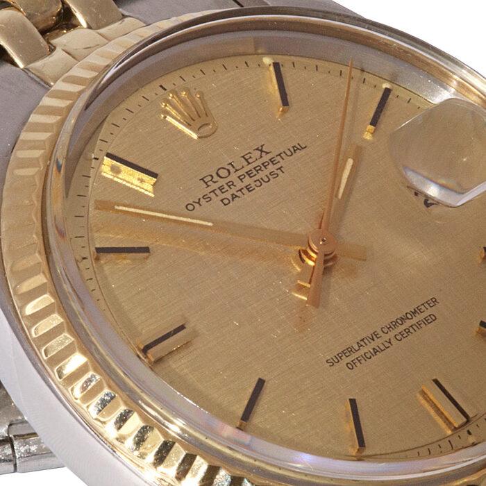 Rolex Datejust 36 1601