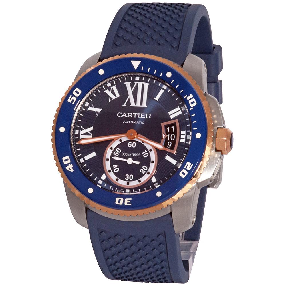 Cartier Calibre Diver W2CA0009
